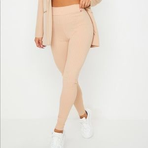 PLT Ribbed Leggings